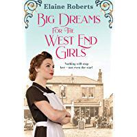 Big Dreams for the West End Girls book cover
