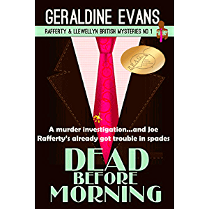 Dead Before Morning: British Detectives (Rafferty & Llewellyn Book 1)