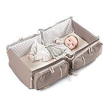 Delta Baby 36001006 – La borsa che diventa porte-enfant