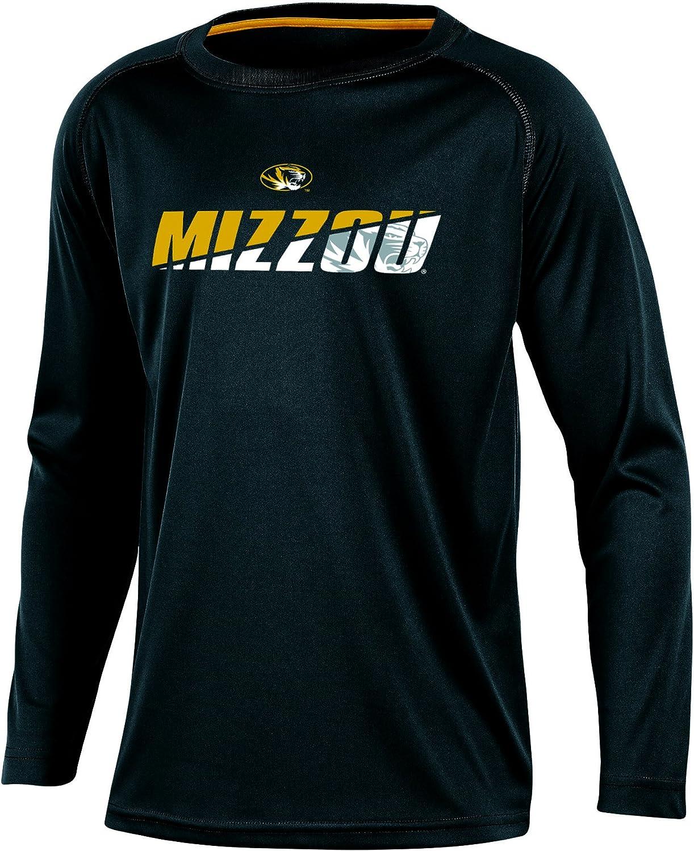 NCAA Youth Boys Long Sleeve Crew Neck T-shirt