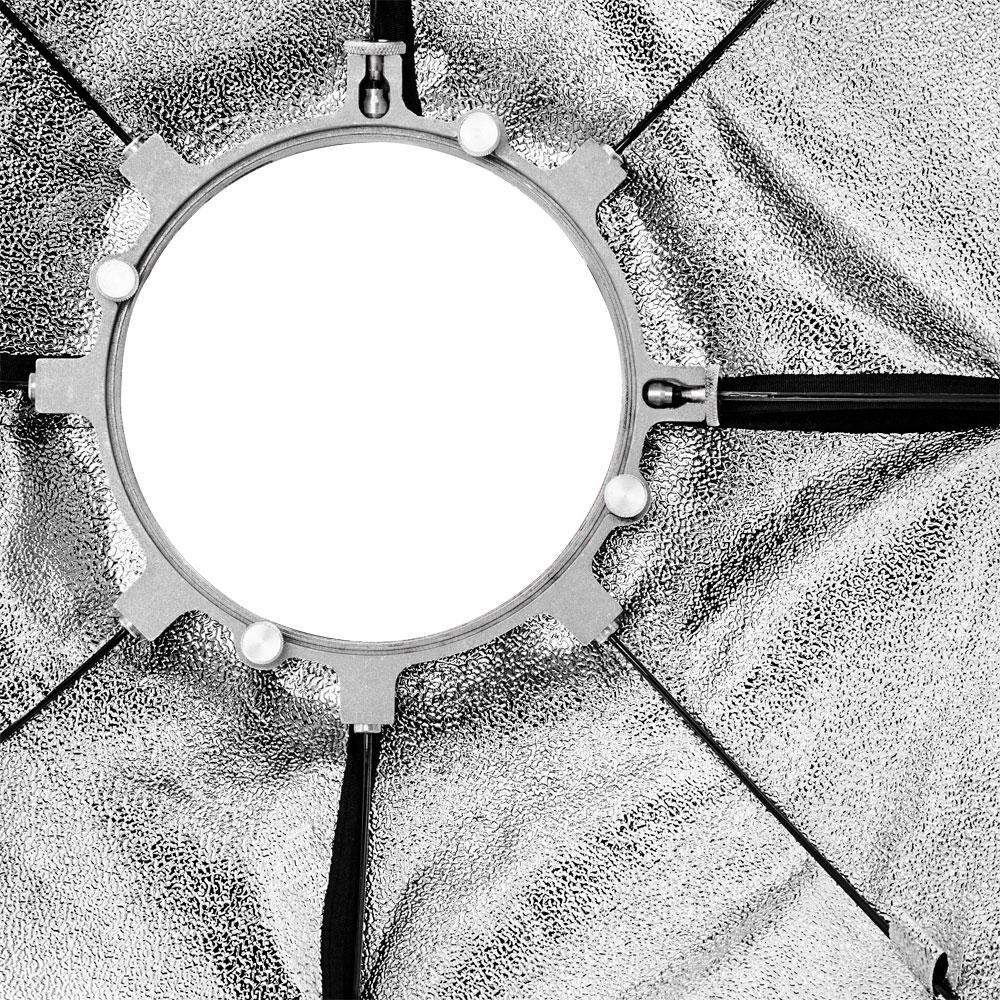 Ventana de luz con Adaptador y Bolsa de Transporte Walimex 19123