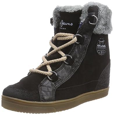 Pepe Jeans London Brando Sneaker Damen Hohe Sneakers