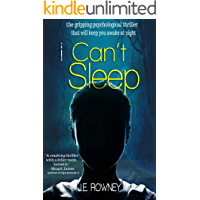 I Can't Sleep: The gripping psychological thriller that will keep you awake at night. book cover