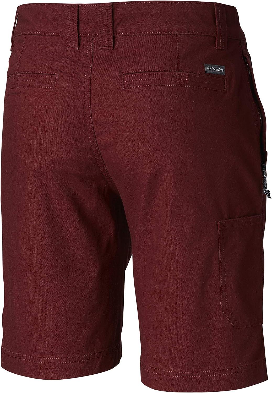 Columbia Flex Roc Short Pantalon de randonnée Homme Tapisserie