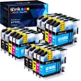 E-Z Ink (TM) Compatible Ink Cartridge Replacement for Brother LC103 LC101 LC103XL to use with MFC-J870DW MFC-J6920DW MFC-J652