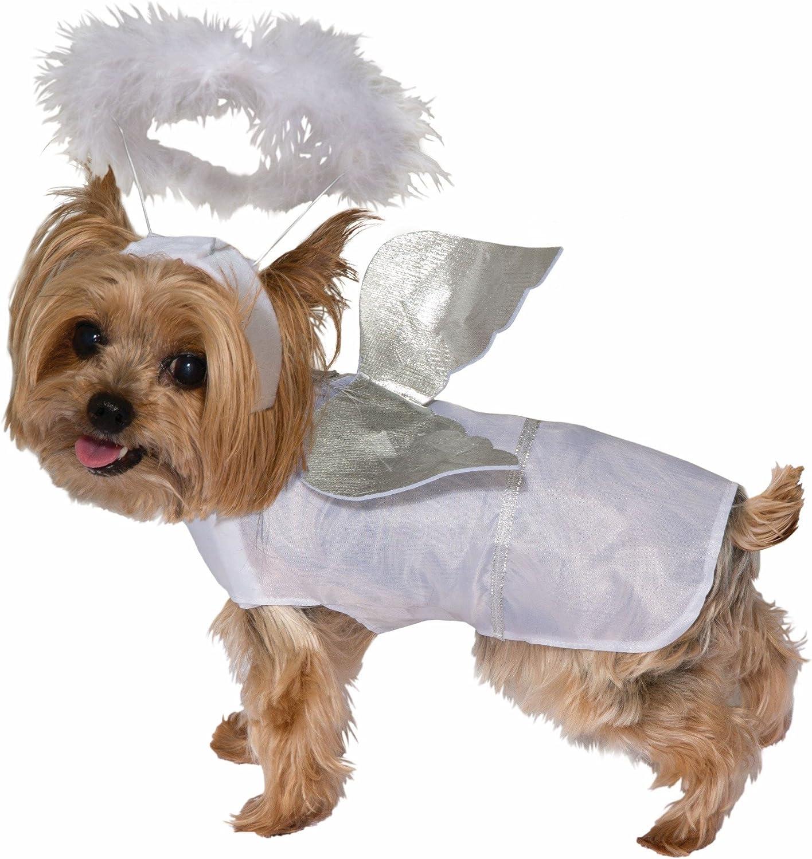 Forum Cute Pet Dog Cat Angel Halloween Costume