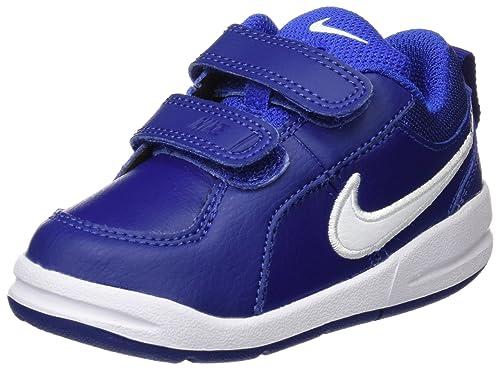 Nike Pico 4 (TDV), Zapatos de Primeros Pasos Unisex Bebé, Azul (Deep Royal Blue/White-Game Royal), 19 1/2