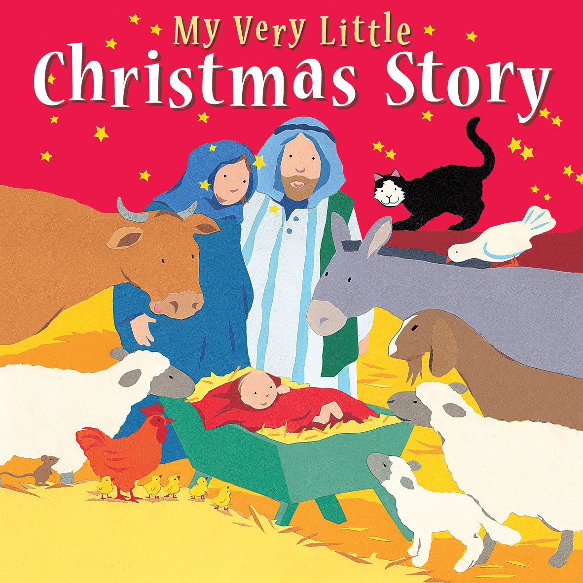 Download My Very Little Christmas Story pdf