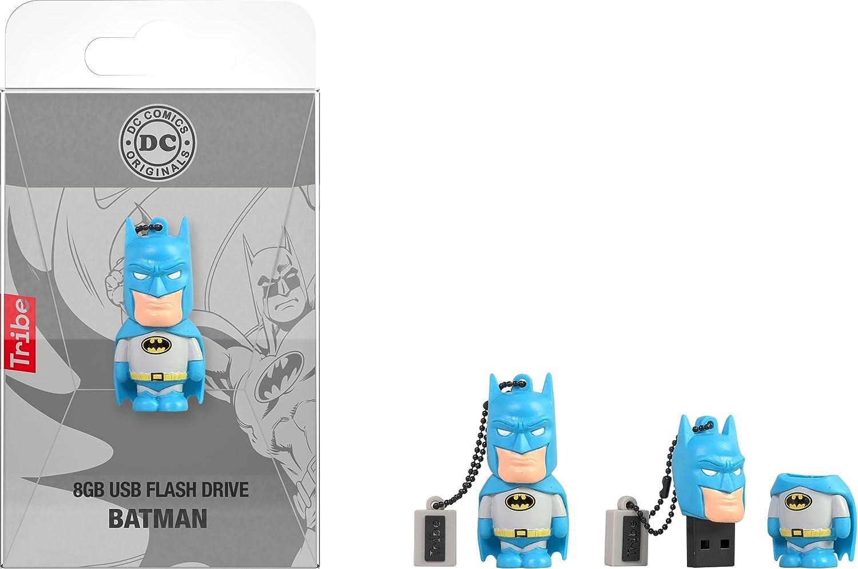 Tribe Warner Bros DC Comics Batman - Memoria USB 2.0 de 8 GB ...