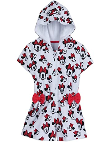 2dbce0eccd Disney Minnie Mouse Swim Coverup for Girls Red