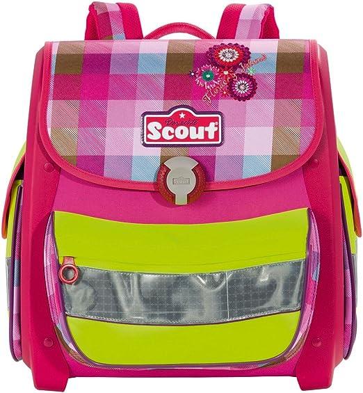 Enfant cartables 744006 H//B//T Scout 4-Part Satchel Set Alpha Polyester 20.5 Litre 40 x 32 x 25 cm