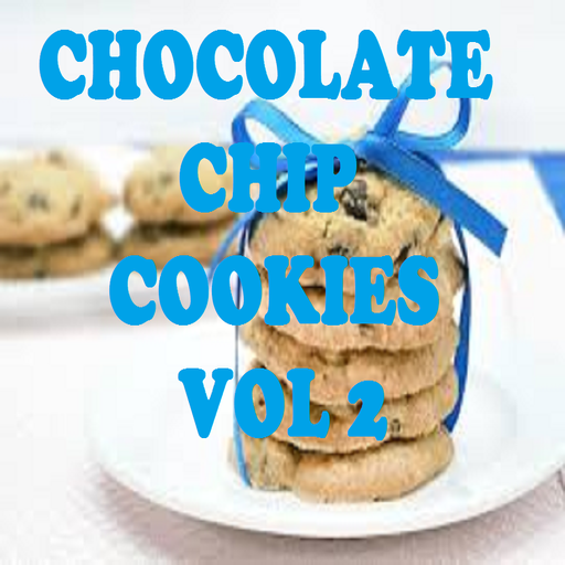 Chocolate Chip Cookies Recipes Vol 2 ()