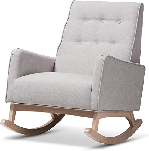 Baxton Studio Martine Rocking chair