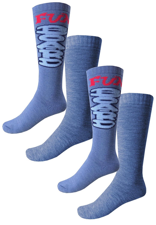 Skisocks Damen Ski-Socken 4er-Pack