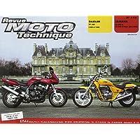 Revue moto technique, n° 113.2 : Dealim VT 125/Yamaha FZS 600 Fazer