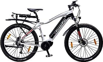 PowerPac PEDELEC - Bicicleta eléctrica de montaña (27,5