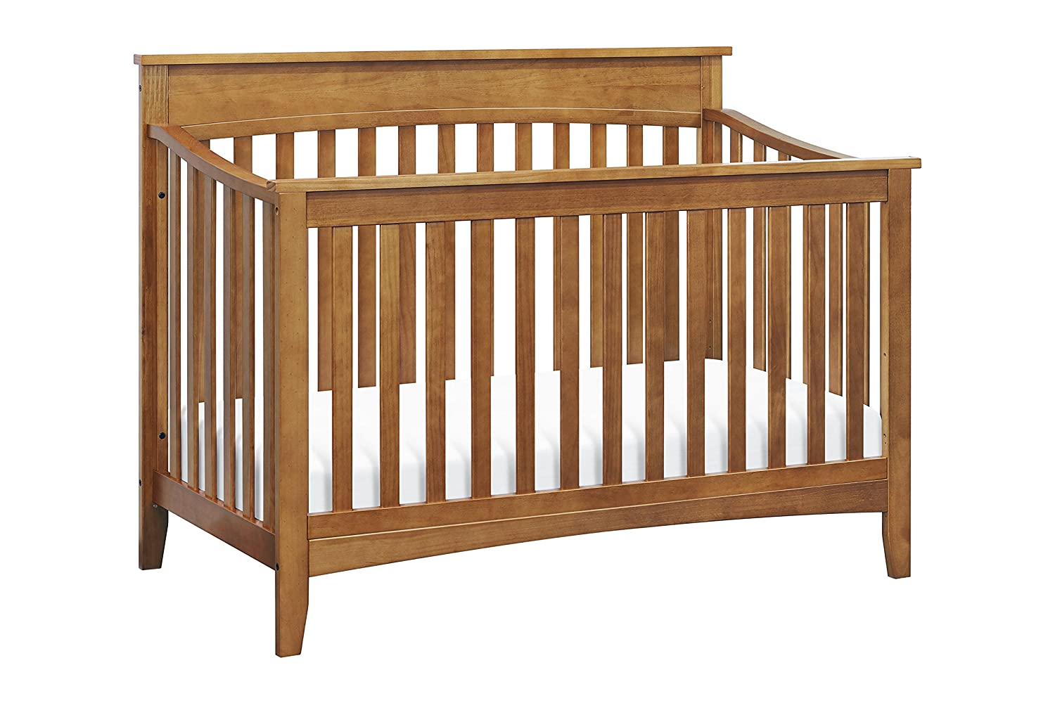 Da Vinci Grove 4 In 1 Convertible Crib In Chesnut Finish by Da Vinci