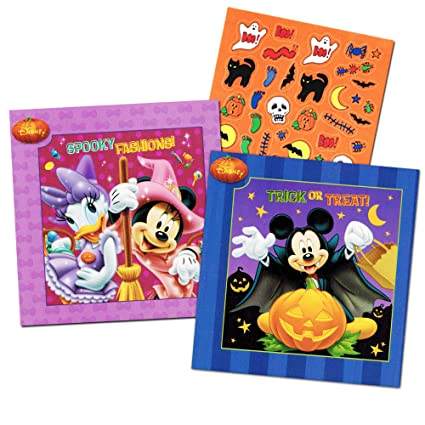 amazon com disney mickey mouse and minnie mouse halloween board