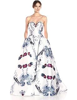 307cb99ab4b Amazon.com  Mac Duggal Women s Broacde Ballgown  Clothing