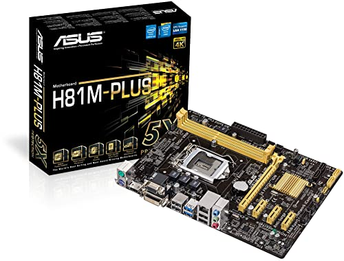 Asus H81M-Plus – Entry level ad alta connettività