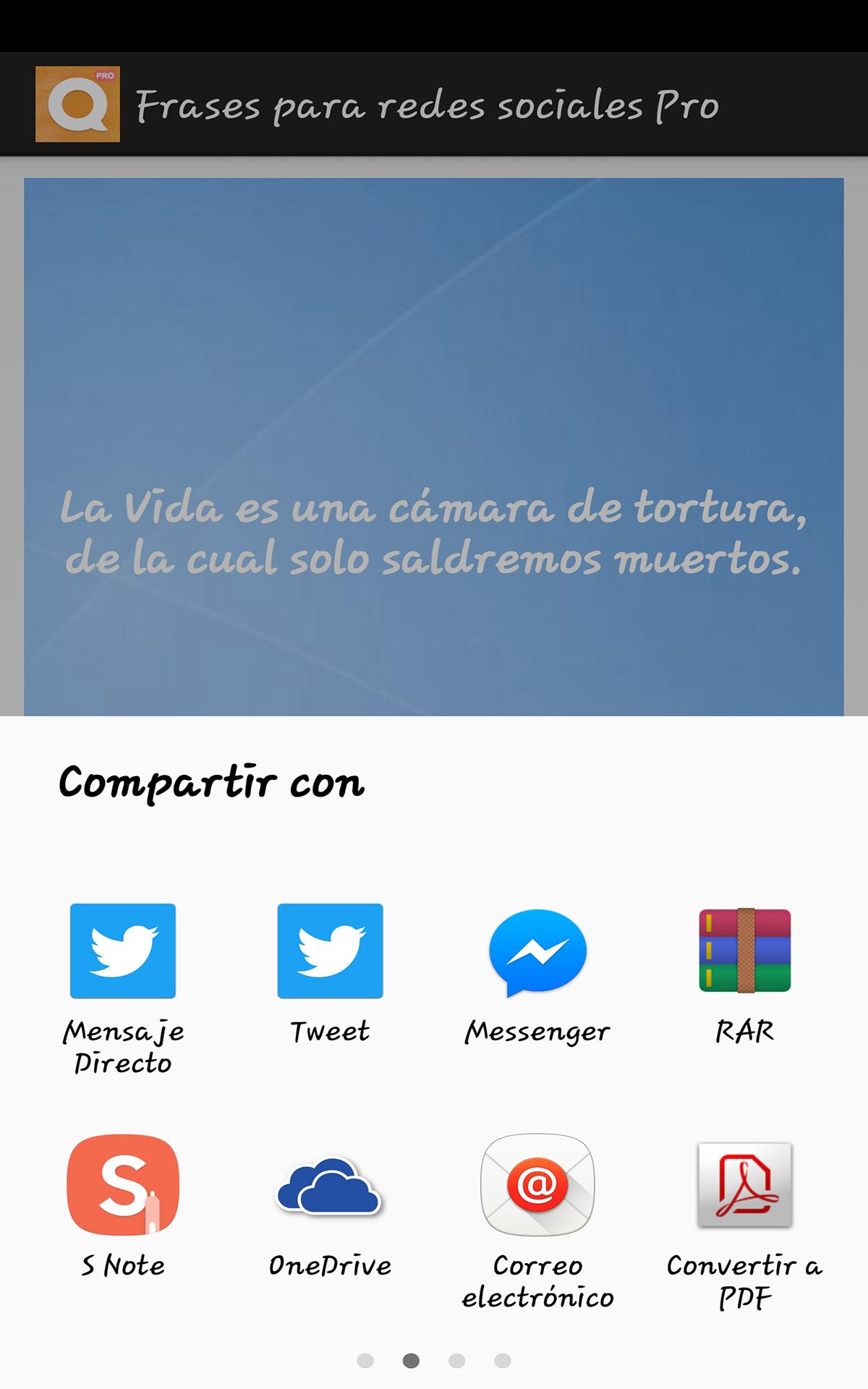 Frases para redes sociales Gratis: Amazon.es: Appstore para Android