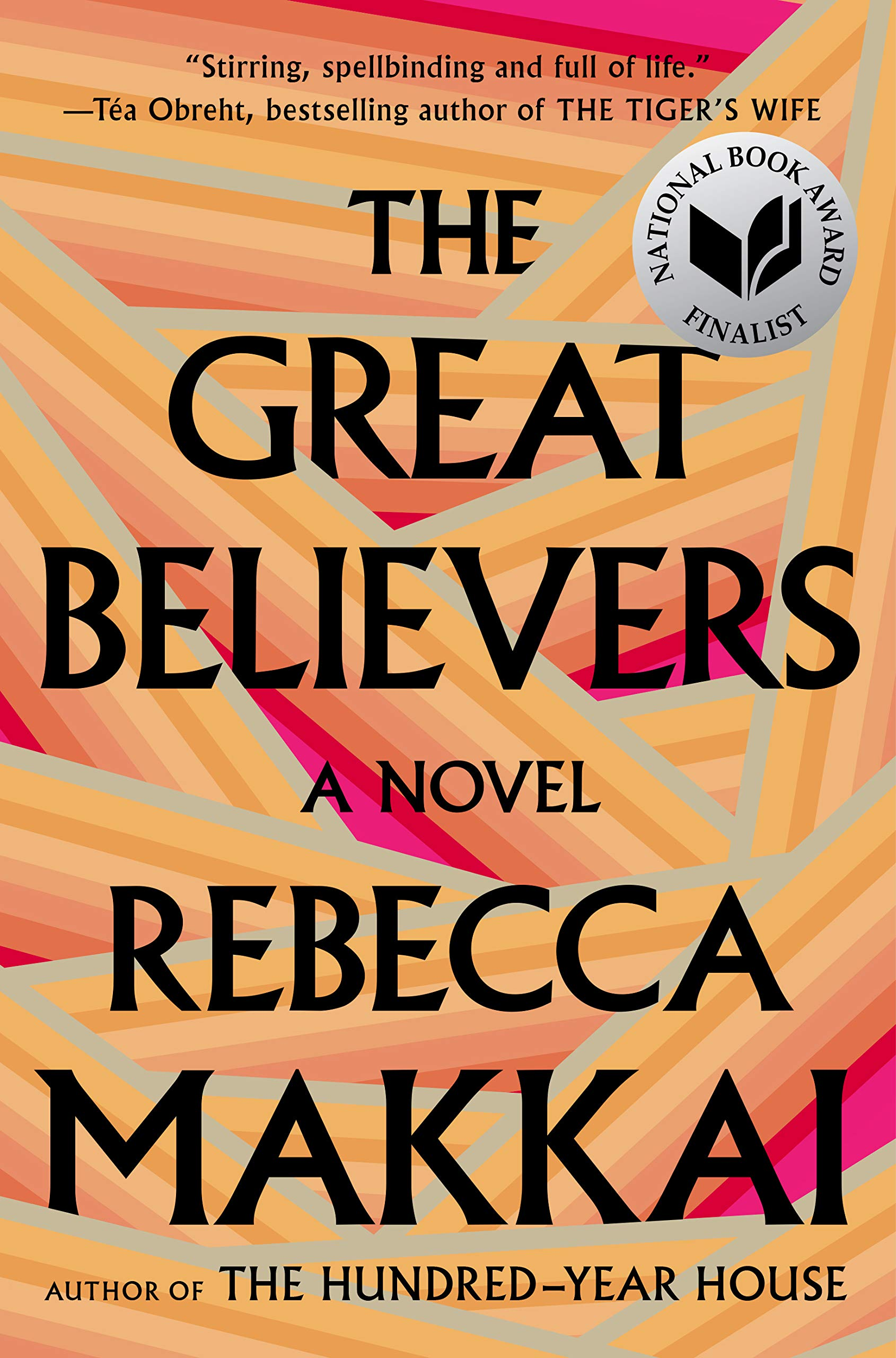 Image result for rebecca makkai the believers