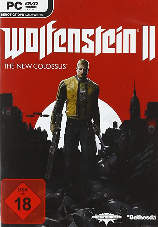 Wolfenstein II: The New Collossus [Importación alemana]: Amazon.es ...