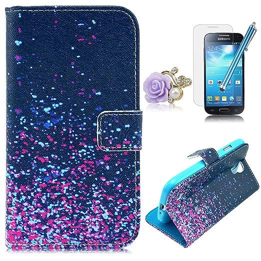 7 opinioni per HB-int per Samsung Galaxy S4 i9500 i9505 Custodia Caso di Vibrazione Case Cover