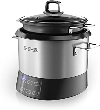 Black+Decker All-In-One Cooker