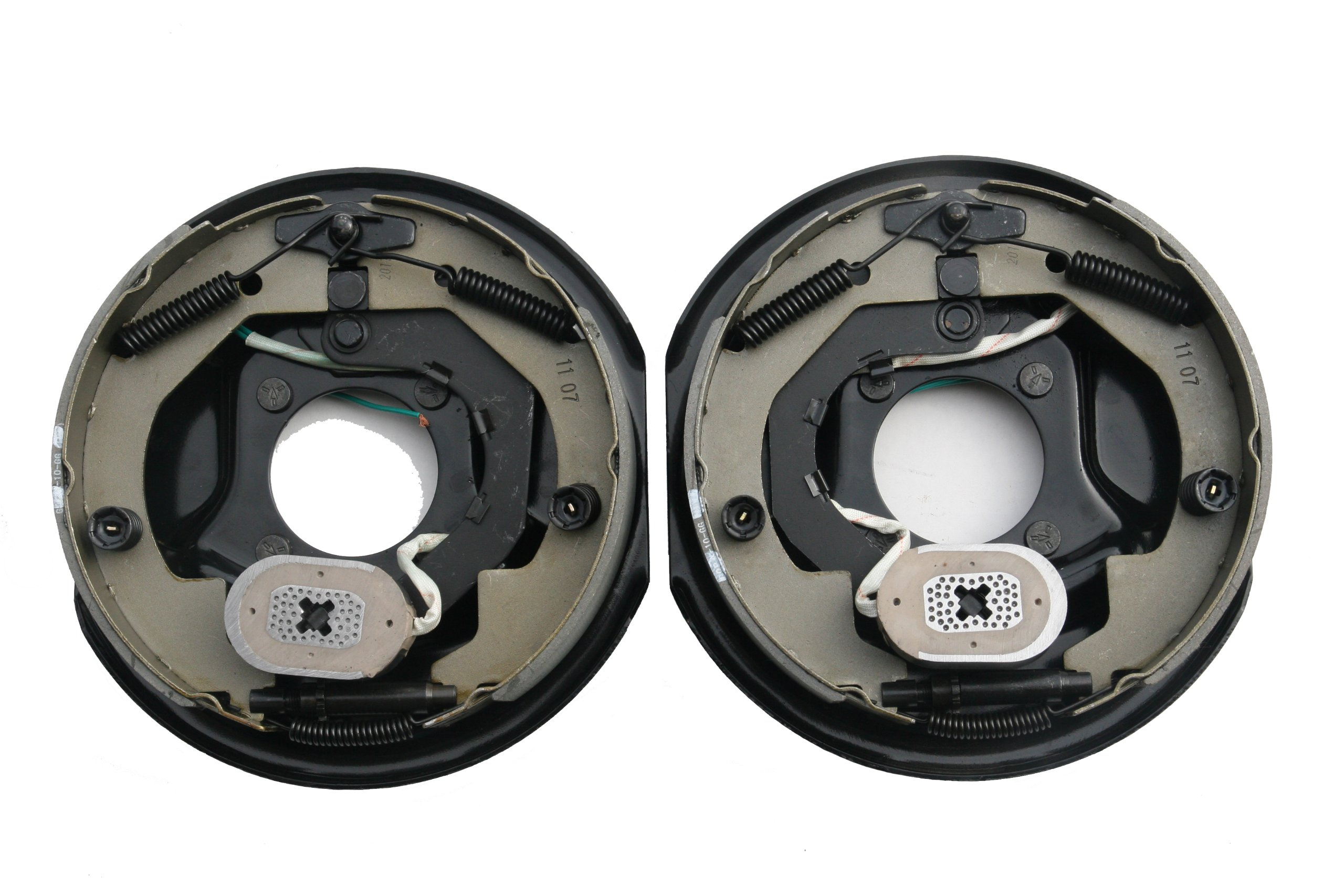 One pair of Highton 10'' x 2-1/4'' Trailer Electric Brake Assembly - 21003