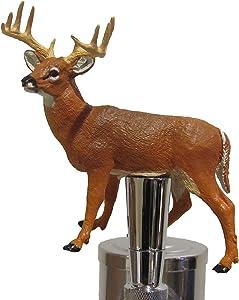 Buck Beer Tap Handle Sports Bar Kegerator Breweriana Deer
