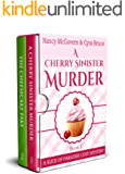 A Slice of Paradise Cozy Mystery 2 Book Bundle: A Cherry Sinister Murder & The Cheesecake Fake