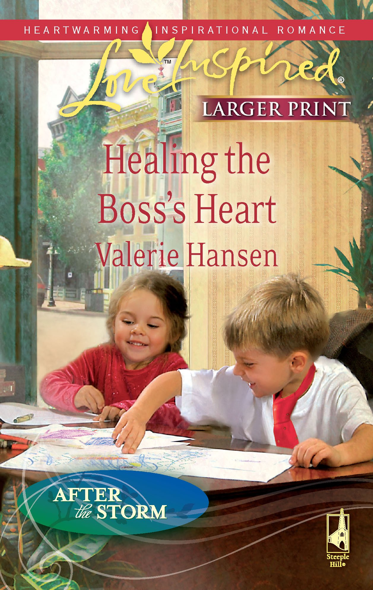 Healing the Boss's Heart (After the Storm) ebook
