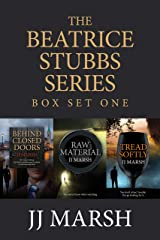 The Beatrice Stubbs Boxset One: Heart-racing European crime fiction Kindle Edition