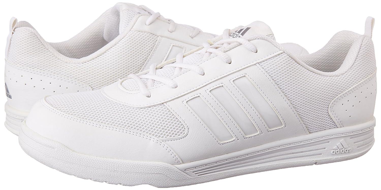 Flo School Lace White Formal Shoes