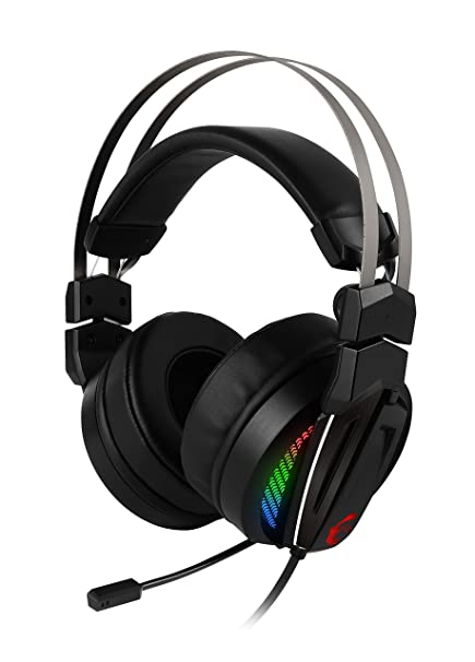 MSI GAMING Headset IMMERSE GH70 (BLACK)【Japan Domestic genuine products】 【Ships