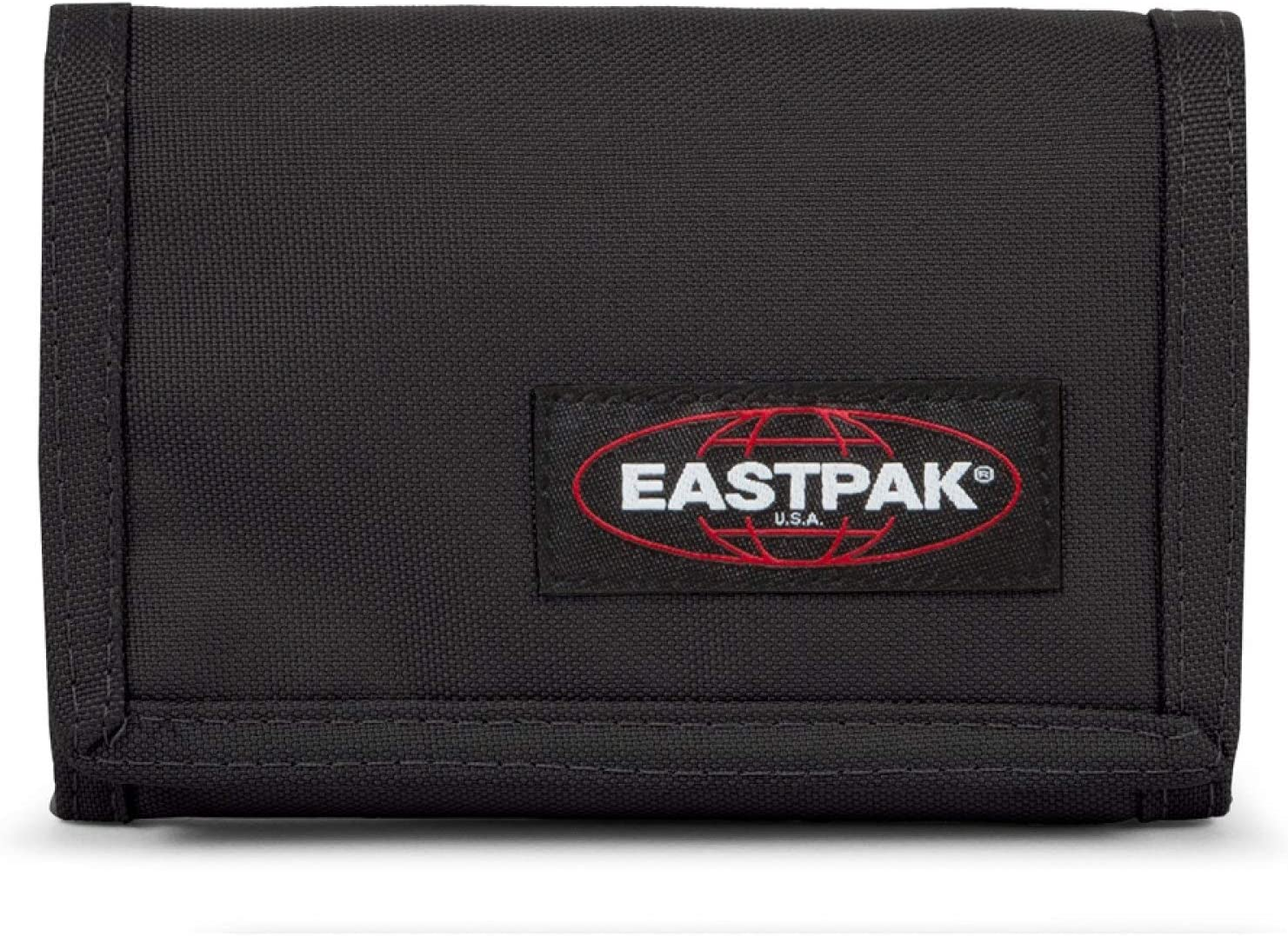 Eastpak Crew Single Monedero, 13 cm, Negro (Black)