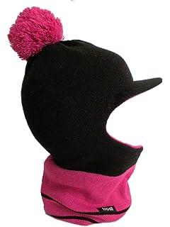 a4283703198 Amazon.com  Frost Hats Winter Boy s Hat Balaclava Ski Mask Knit ...