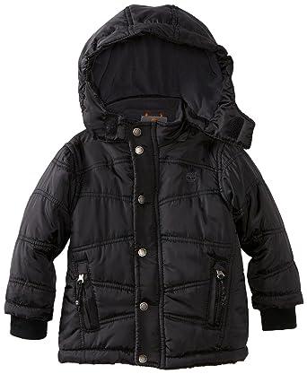 224df2132 Amazon.com  Timberland Little Boys  Metro Bubble Jacket