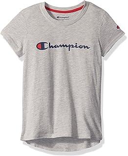 a9f72c7143 Amazon.com  Champion Women s Heritage Ringer Tee  Clothing