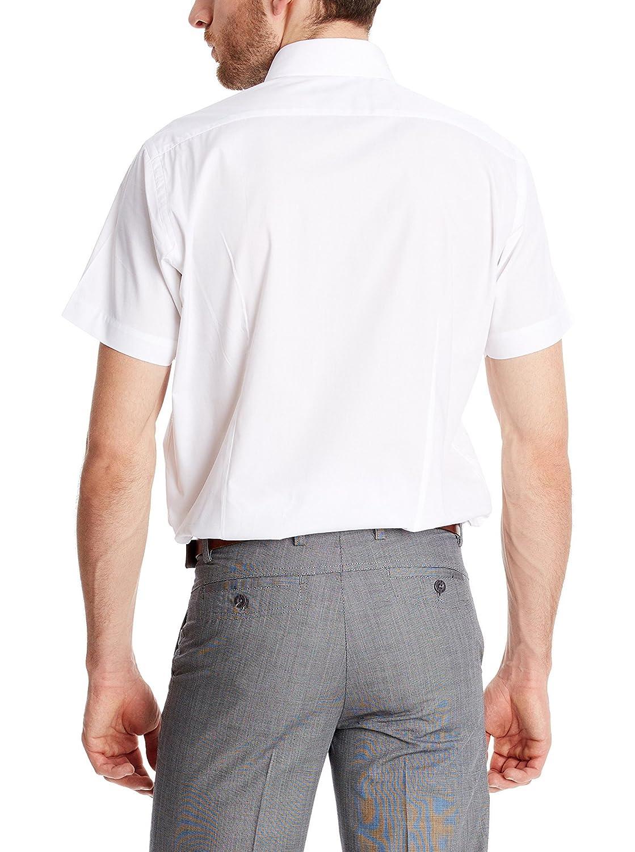 Macson Camisa Hombre Blanco 3XL: Amazon.es: Ropa y accesorios