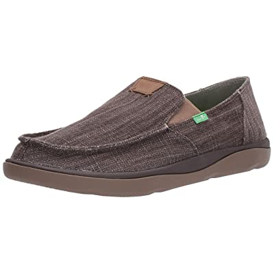 Sanuk Men's Vagabond Tripper Slub Loafer Flat | Loafers & Slip-Ons
