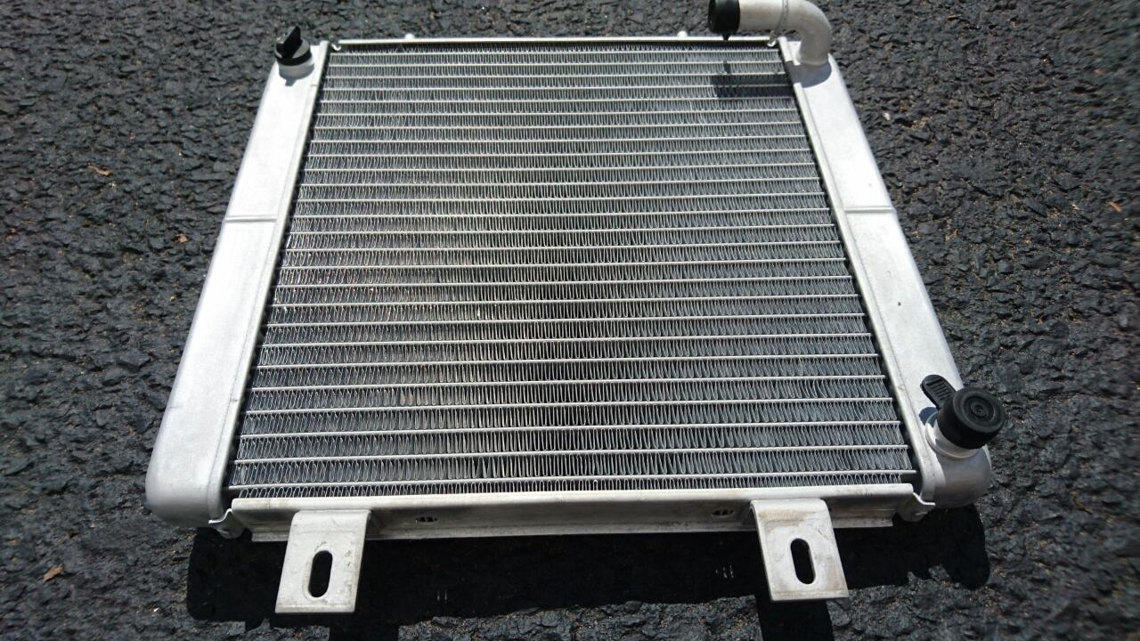 YourRadiator YR048 New OEM Replacement ATV Radiator
