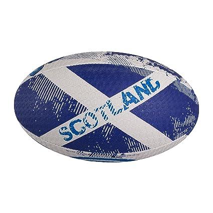 Optimum Balón de Rugby de las Naciones: Amazon.es: Deportes y aire ...