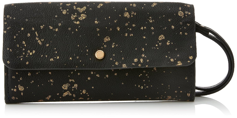Desigual - Mone_reversible Metal Splatter. 2000. U, Mujer, Negro, 3x11x20.6 cm (b x h t)