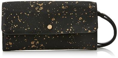 Desigual Mone_reversible Metal Splatter. 2000. U, femme, (Negro), 3x11x20.6 cm (b x h t)