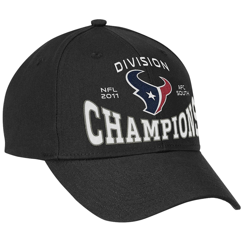 272571a6 Amazon.com : NFL Men's Houston Texans 2011 AFC South Division ...