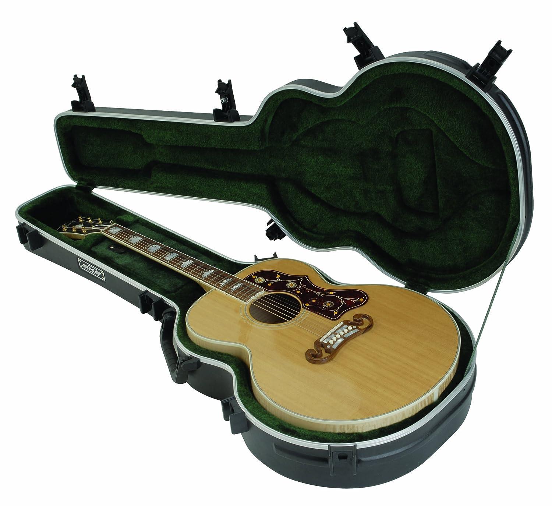 skb universal jumbo acoustic shaped hardshell tsa