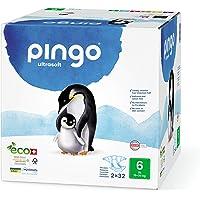 Pañales Ecológicos Pingo Talla 6 XL (15-30 kg)
