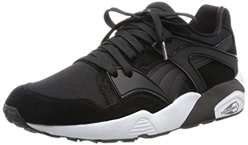 208671fb8f217d Puma Men s Blaze Black Sneakers - 10 UK India (44.5 EU)  Buy Online ...